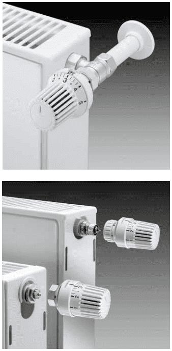 Модели термостатов для батарей отопления термостат uni lh от Oventrop или термостат oventrop uni sh